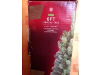 Artificial Christmas Tree 6ft green.