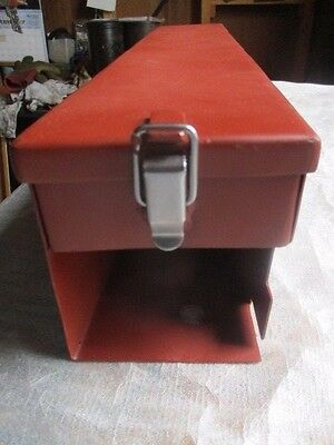 New Reproduction 333 444 Massey Harris Tractor Tool Box Ferguson