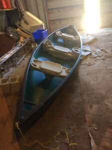 16' Coleman Canoe for sale or trade