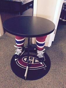 Montreal Canadians Table Regular $499 includes a free mat