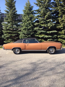 1972 Monte Carlo - CLEAN (Reduced Price)