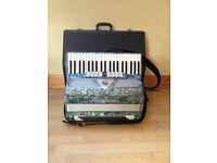 Marinucci Piano accordian