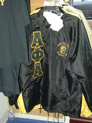 Alpha Phi Alpha Line Jacket Sizes S Xl