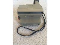 Vintage Polaroid AMIGO 620 Land Camera takes type 600 film LOMOGRAPHY