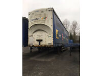 Comet 45ft Curtain Side Tall Boy for Sale