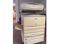 Used Epson Laser printer in good condition with full set of new toners