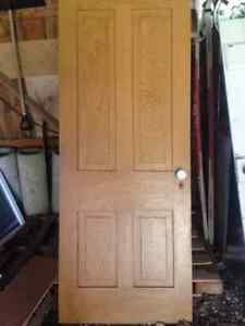 Doors - solid wood