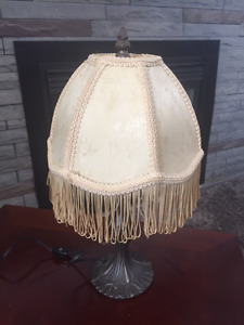 Petite Table Lamp. 15 Inches Tall