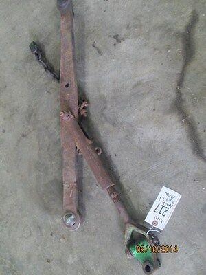John Deere 1010 Left 3 Point Arm. Part M2653t M1701t M2477t Item 217