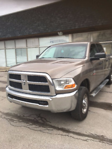 2010 Dodge Power Ram 2500 Hemi 2500 Crew Cab 4x4 Pickup Truck