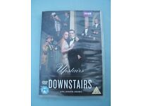 DVD 2 Disc Set Upstairs Downstairs BBC Series 2011