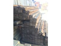 Feather edge boards 1.8m