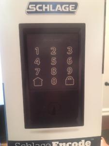 BRAND NEW SMART WIFI DOOR LOCK
