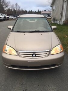 2002 Honda Civic LX-G - well maintained!