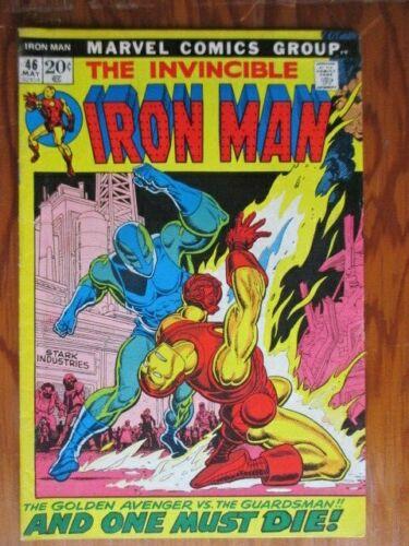 The Invincible Iron Man 46