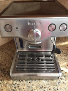 Espresso/ Cappucino machine - Machine à café espresso/cappucino