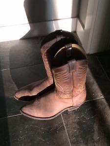 Men's Cowboy Boots (Men's Size 12 Regular // Size 10.5E Cowboy)
