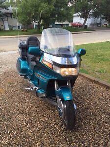 1993 Honda Goldwing 1500 cc