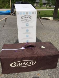 Graco Pack & Play portable playyard