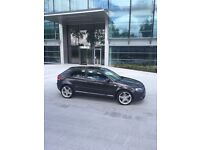 Audi A3 Sportback 2.0 TDI 3 Door Grey - New Timing Belt Water Pump & Battery - Very Good Condition!