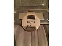 Genuine Limited edition leather Guess handbag