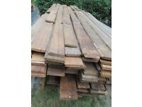 Floorboards reclaimed 5 inch boards large quantity
