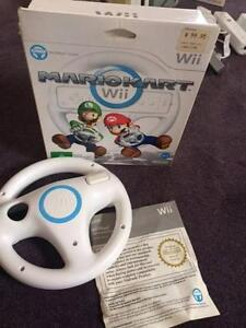 Wii Mario Wheel only Manly Manly Area Preview
