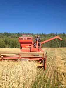 looking for parts for Case 660 Combine