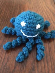 Learn to Crochet- Mini Octopus Class (Michaels in Dartmouth)