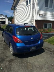 2009 Nissan Versa ready for inspection