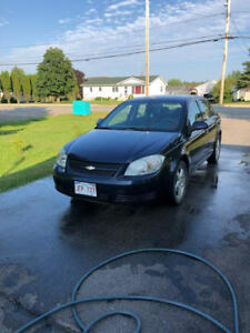 I have a 2010 Chevy Cobalt with 92000 KM in great shape