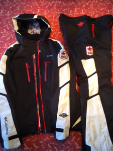 Ski Suit / Team Canada Freestyle