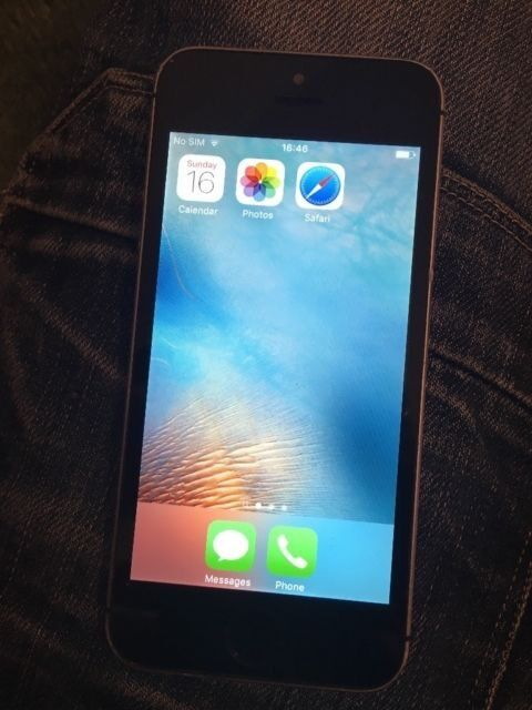 Apple iphone 5s black grey on ee orange t mobilein Small Heath, West MidlandsGumtree - Apple iphone 5s used condition fully working phone only no charger as i need it for my iphone 6 cash 100 on ee orange t mobile network