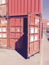 20ft & 40ft Shipping Containers New and Used Sydenham Brimbank Area Preview