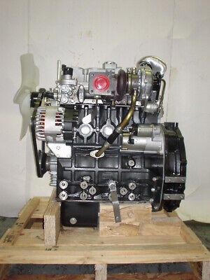 Perkins 404d-22t New Diesel Engine Warranty -tag 5083