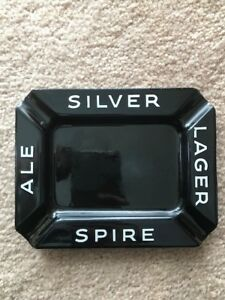 Silver Spire Ashtray