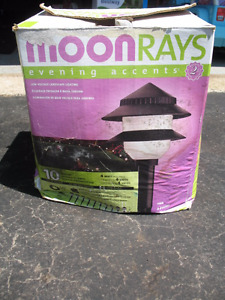MoonRay Outdoor Lights