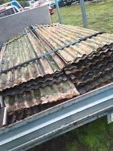 Corrugated Galvanised iron ( Straight sheets ) Moonah Glenorchy Area Preview