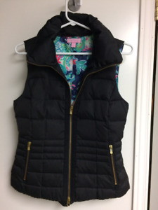 Lily Pulitzer Puffer Vests