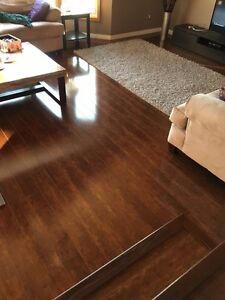 Laminate Flooring - Symphony Collection - Piano Finish
