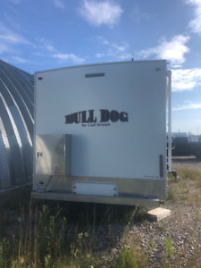 2013 Gulfstream Bulldog Camp/Office Trailer