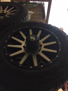 F350 or F250 Wheels and tires 20""