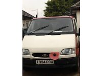 1999 FORD TRANSIT with towbar and step Panel Van