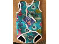 NEW Splash About Baby swimsuit/ body wrap