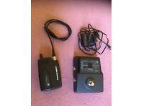 Audio-Technics system 10 wireless guitar system