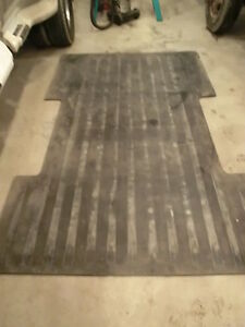 Heavy duty rubber mat for pickup 8' box Prince George British Columbia image 4