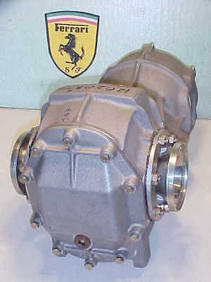Ferrari 412 Engine Rear End Differential_120208_For Auto Transmission_400i_NEW