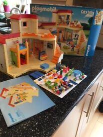 Playmobil City Life Sunshine Preschool (5567)