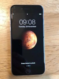 iPhone 6 128GB Space Grey (unlocked) £200