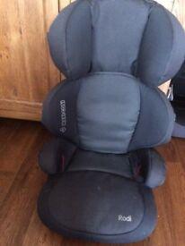 Maxi Cosi Rodi car booster seat